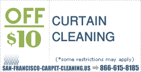 drapery & curtains cleaning in san francisco,CA