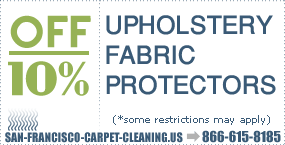 upholstery fabric deodorizer in san francisco california