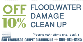 san francisco water damage restoration california