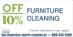 upholstered furniture cleaning in san francisco (CA)