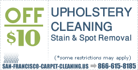 san francisco upholstery cleaning california